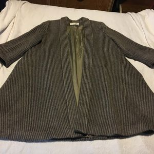 Christian Dior Jackets & Coats - Christian Dior Vintage Wool Trapeze Coat